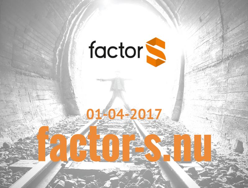 Website Factor-S live